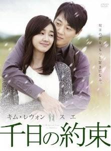 千日の約束 DVD-BOX 1+2 [韓国TV]