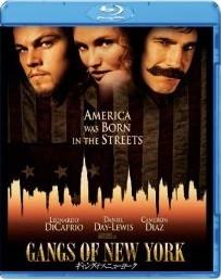 [Blu-ray] ギャング・オブ・ニューヨーク「洋画DVD アクション」