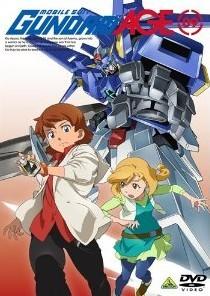 [DVD] 機動戦士ガンダムAGE 08+09