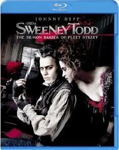 [Blu-ray] スウィーニー・トッド フリート街の悪魔の理髪師「洋画 DVD ミステリー・サスペンス」