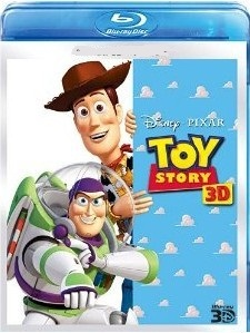 [3D&2D Blu-ray] トイ・ストーリー