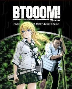 [DVD] BTOOOM!