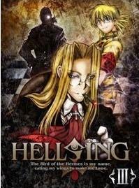 [Blu-ray] HELLSING III