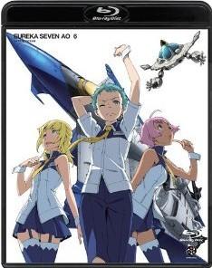 [Blu-ray] エウレカセブンAO 6