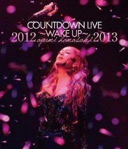 [Blu-ray] ayumi hamasaki COUNTDOWN LIVE 2012-2013 A(ロゴ) ~WAKE UP~