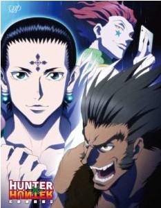 [Blu-ray] HUNTER × HUNTER 幻影旅団編 2 3