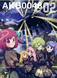 [Blu-ray] AKB0048 VOL.2