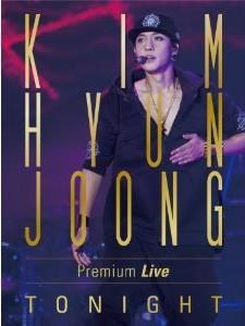 "[DVD] KIM HYUN JOONG Premium Live ""TONIGHT"