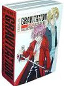 グラビデーション TV-SERIES DVD