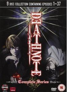 DEATH NOTE コンプリート DVD-BOX (1-37話)