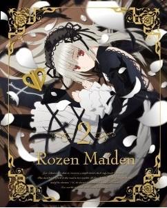 [Blu-ray] ローゼンメイデン 2
