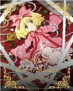 [Blu-ray] ローゼンメイデン 6