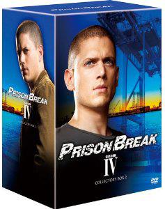 プリズン·ブレイク ファイナル·シーズン DVDコレクターズBOX2