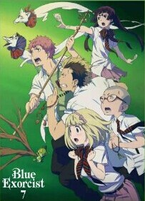[Blu-ray] 青の祓魔師 7