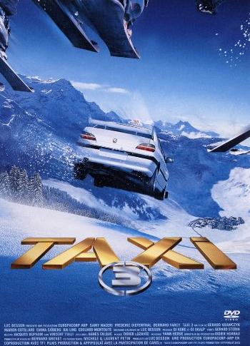 TAXi 3 タクシー3