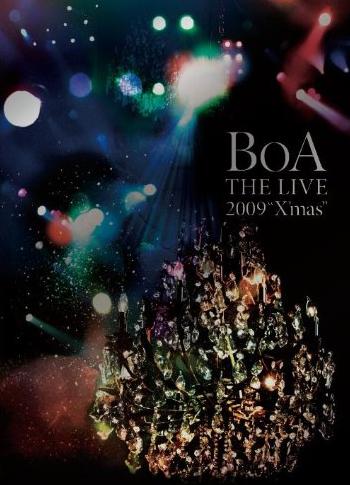 BoA THE LIVE 2009 X'mas