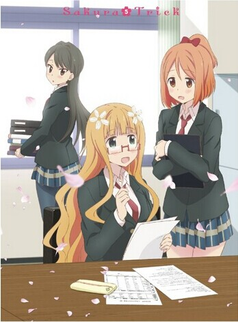 [Blu-ray] 桜Trick 5