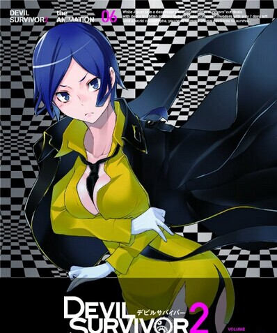 [Blu-ray] DEVIL SURVIVOR2 the ANIMATION 04