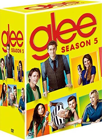 [DVD]glee/グリー シーズン5 DVDコレクターズBOX(日本オリジナル100話記念ポストカード付)
