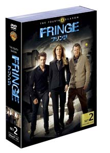 [DVD] FRINGE フリンジ DVD-BOX シーズン5