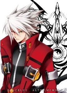 [DVD] BLAZBLUE ALTER MEMORY