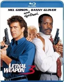 [Blu-ray] リーサル・ウェポン3
