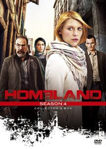 [DVD] HOMELAND/ホームランド シーズン4 DVDコレクターズBOX 【完全版】(初回生産限定版)