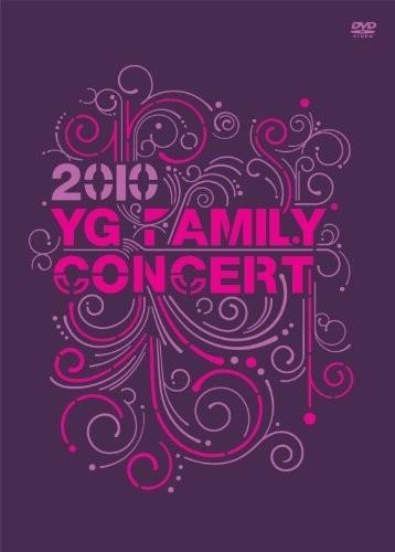 YG FAMILY LIVE CONCERT 2010