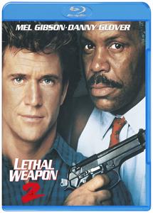 [Blu-ray] リーサル・ウェポン2 炎の約束