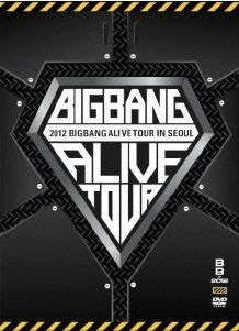 [DVD] 2012 BIGBANG ALIVE TOUR IN SEOUL