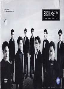 [DVD] EXO PLANET #2 The EXO'luXion in Seoul (初回生産限定版)