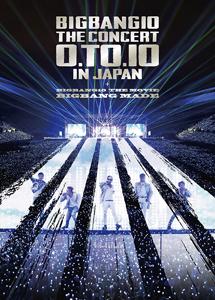 [DVD] BIGBANG10 THE CONCERT : 0.TO.10 IN JAPAN + BIGBANG10 THE MOVIE BIGBANG MADE