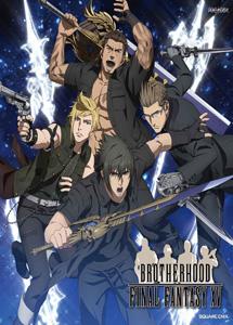 [DVD] BROTHERHOOD FINAL FANTASY XV