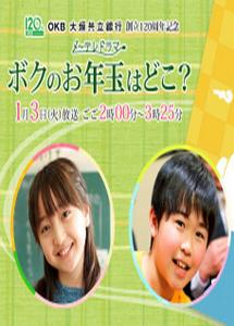 [DVD] ボクのお年玉はどこ?(2017)