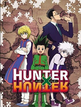 [DVD] HUNTER×HUNTER 2011 (1-148)