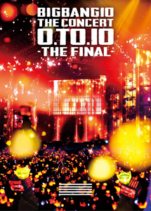 [DVD] BIGBANG10 THE CONCERT : 0.TO.10 -THE FINAL-