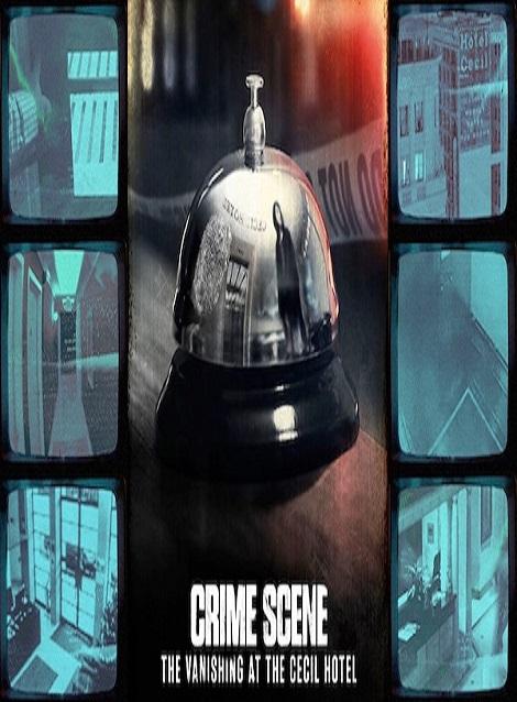 [DVD]  Crime Scene: The Vanishing at the Cecil Hotel 事件現場から: セシルホテル失踪事件