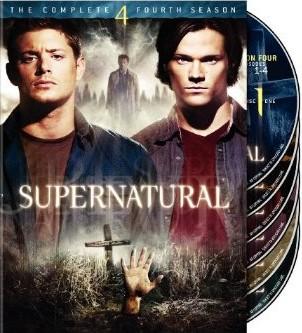 [DVD] スーパーナチュラル DVD-BOX シーズン4