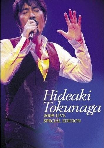 HIDEAKI TOKUNAGA 2009 LIVE SPECIAL EDITION