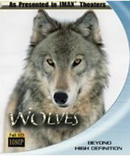 [Blu-ray]  IMAX THEATER WOLVES