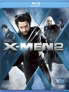 Blu-ray X-MEN2