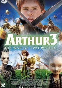 [DVD] アーサーとふたつの世界の決戦