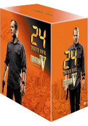[DVD] 24 -TWENTY FOUR- DVD-BOX シーズン5
