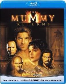 Blu-ray ハムナプトラ2/黄金のピラミッド