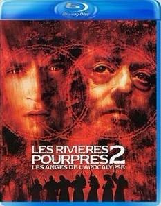 Blu-ray クリムゾン・リバー2