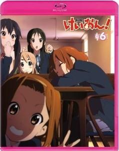 Blu-ray けいおん! 6