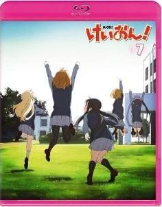 Blu-ray けいおん! 7
