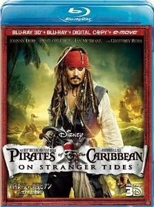 [3D&2D Blu-ray] パイレーツ・オブ・カリビアン/生命の泉