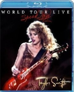 [Blu-ray] Speak Now World Tour Live