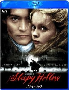 [Blu-ray] スリーピー・ホロウ